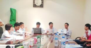 training anhung pharma 2