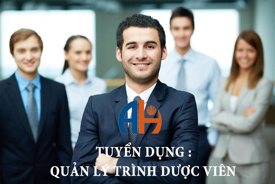 An Hưng tuyển dụng quản lý TDV